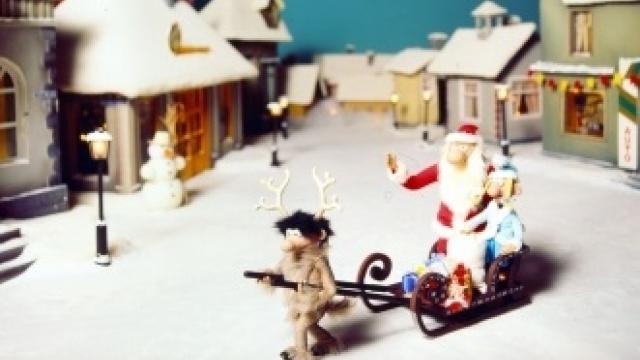 """Ziemassvētki. Cikls """"Avārijas Brigāde"""""""