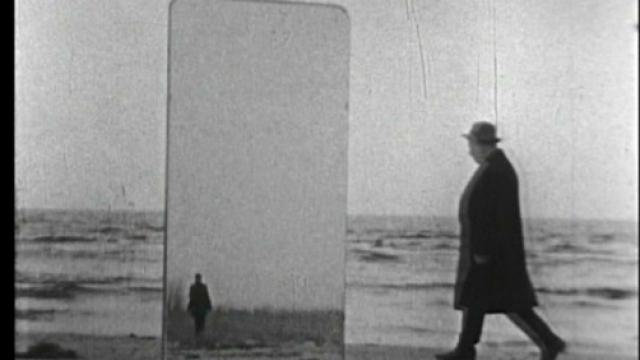 Mijkrēšļa rotaļa ar spoguli