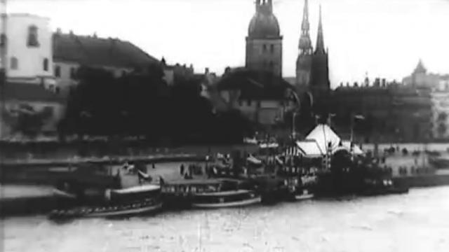 Krievijas imperatora Nikolaja II viesošanās Rīgā