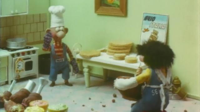 """Torte. Cikls """"Avārijas brigāde"""""""