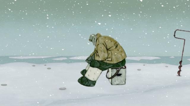 Zuduši sniegā