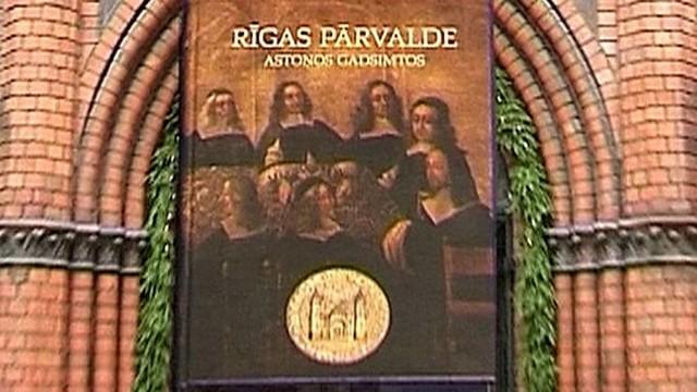 R-ī-g-a (Rīgas pārvalde astoņos gadsimtos)