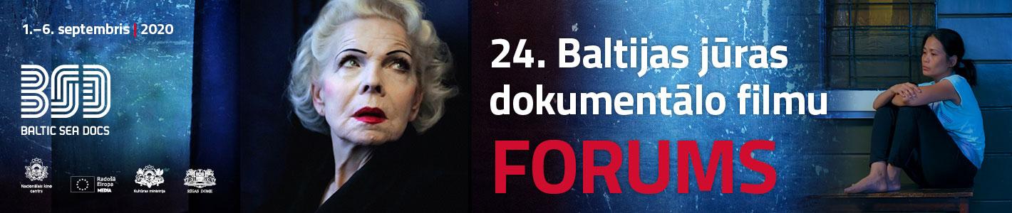 24. Baltijas jūras dokumentālo filmu forums